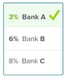 advisa jämföra banker