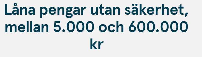 bank norwegian 600 000