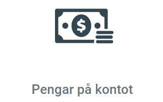 kreditbörsen pengar på konto