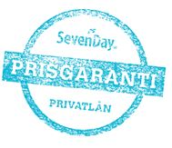 sevenday prisgaranti