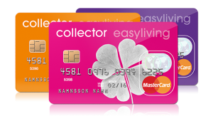 collector easyliving kortet
