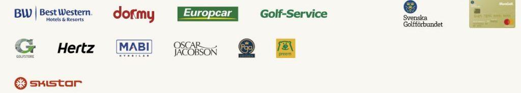 more golf samarbete