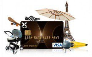 OK kreditkort bild