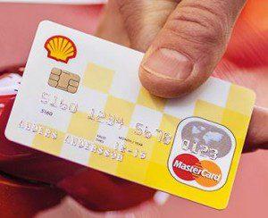 shell mastercard bild