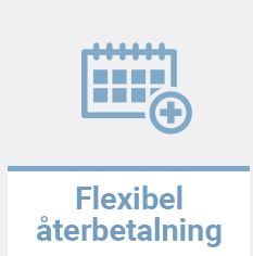 viakredit flexibel återbetalning