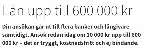 axo finans låna 600 000