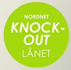 nordnet knockoutlånet