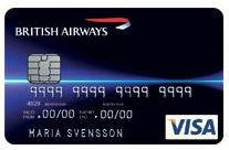 British Airways Visa kort