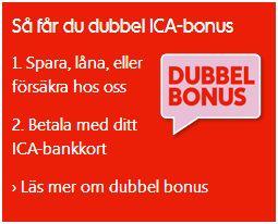 dubbel bonus ica