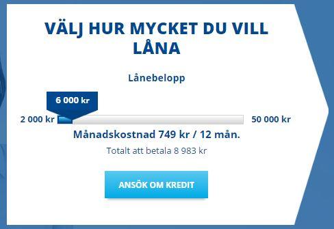 euroloan låna pengar