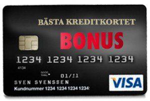 Kreditkort_bonus