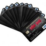 Kreditkort_solfjäder Bild