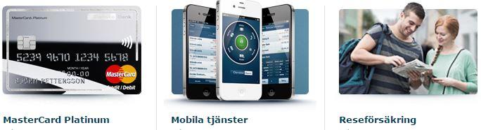 danske bank platinum fördelar
