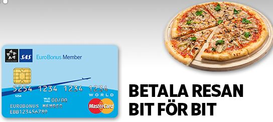 sas eurobonus world reklam
